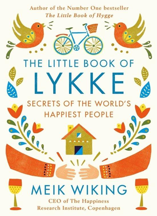 The Little Book of Lykke - Meik Wiking